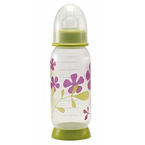 Beaba Gipsy Flowers 260ml PP Flowers Bottle