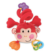Fisher Price Discover n Grow Musical Monkey