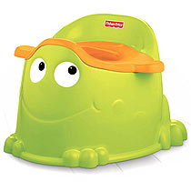Fisher Price Froggy Friend Potty