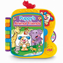 Fisher Price Laugh & Learn Animal Book