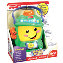 Fisher Price Laugh &amp; Learn Learning Lantern