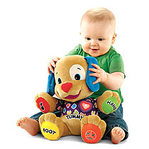 Fisher Price Laugh &amp; Learn Puppy
