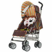 Fisher Price Luv U Zoo Stroller