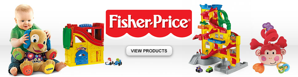 Fisher Price &ndash; View products