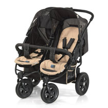 Hauck Roadster Duo SL Pushchair Wheel Sand