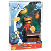 Octonauts Action Figure Rescue Kit - 3 Characters