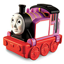 Thomas Single Pack Bath Squirters
