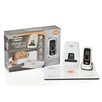 Tommee Tippee Closer to Nature Sensor Baby Monitor with Sensor Mat