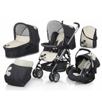 Disney Classic Mickey Condor All In One Travel System