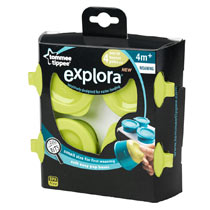 Explora Pop Up Freezer Pots & Tray - 3 Colours