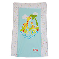 Fisher Price Precious Planet Big & Small Changing Mat