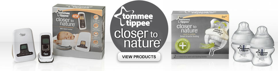 Tommee Tippee Closer to Nature – View products