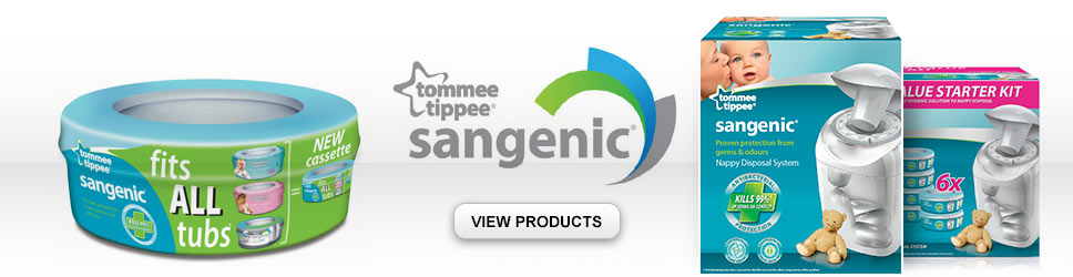 Tommee Tippee Sangenic – View products