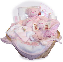 exquisite range of baby baskets