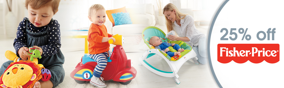 25% off Fisher-Price