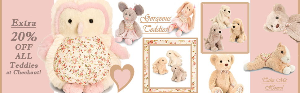 20% Off Teddies