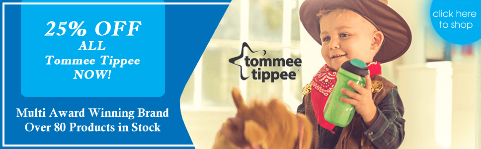 25% Off Tommee Tippee