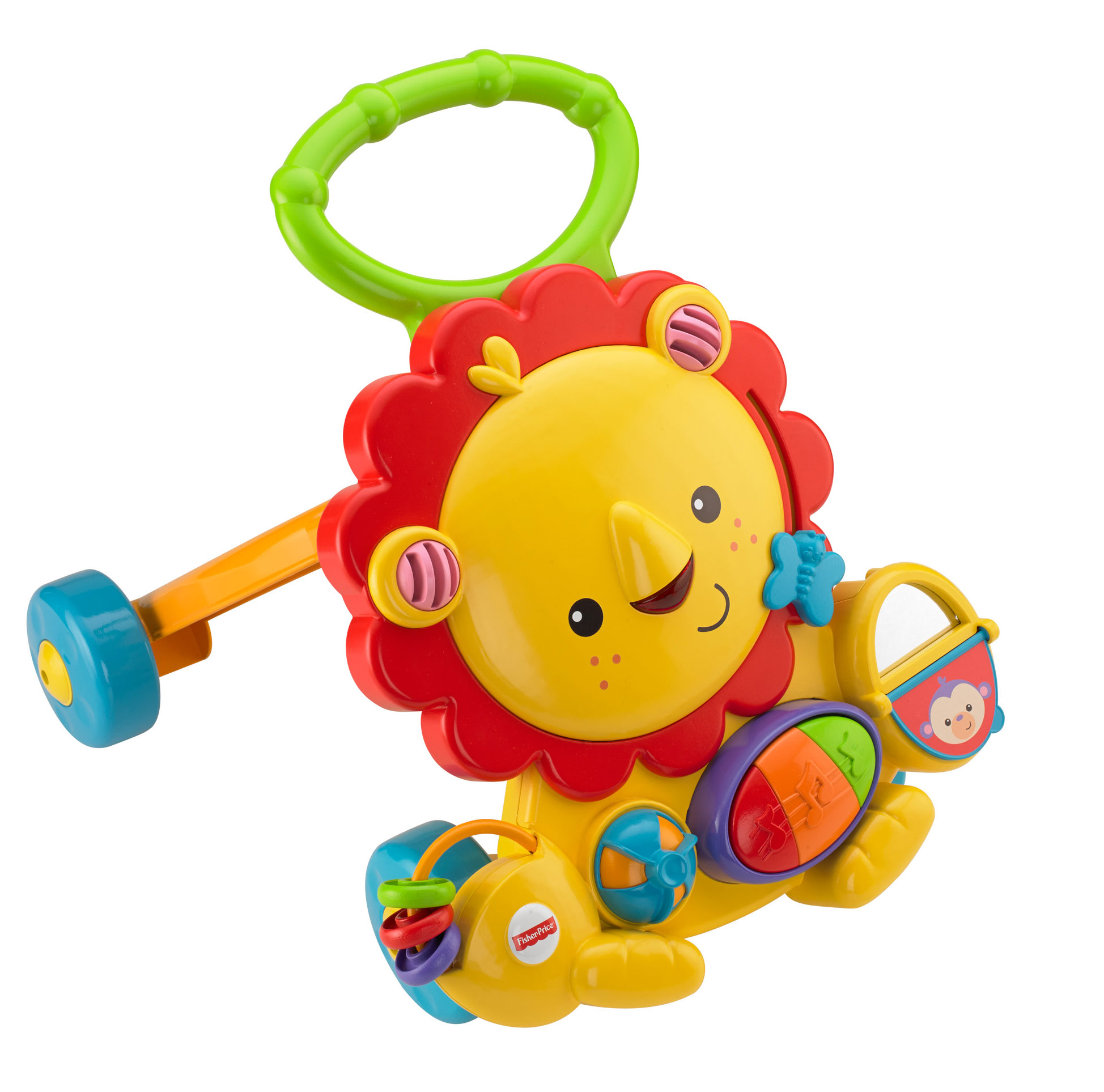 Low price on fisher price signature style lion walker - Andador toysrus ...