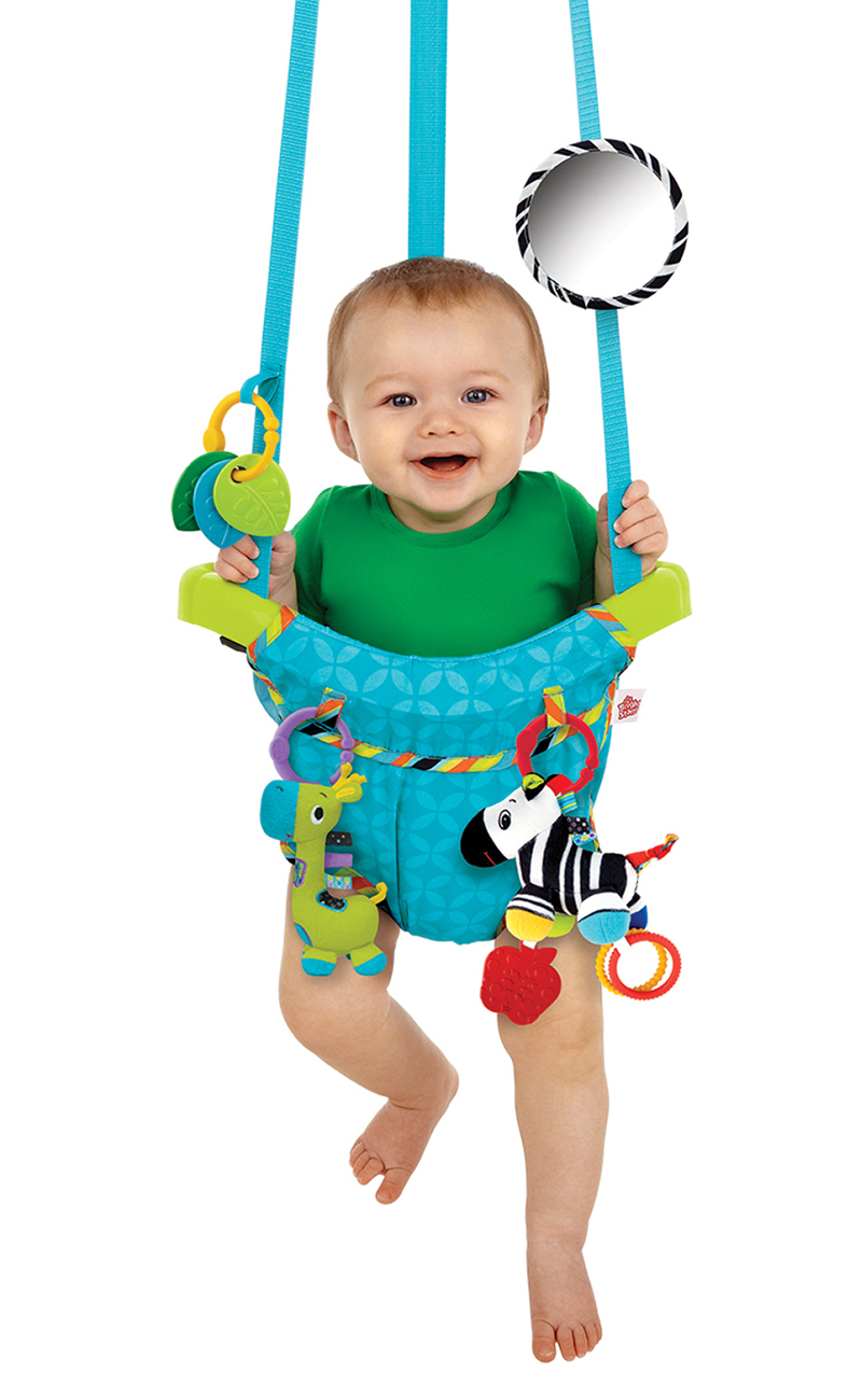 Bright Starts Bounce N Spring Deluxe Door Jumper At 163 23 69