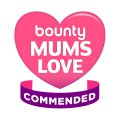 The Milton Antibacterial Surface Spray voted for by mums!