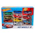 Hot Wheels Cars 10Pk