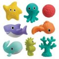 Infantino Bath Squirters 8Pk