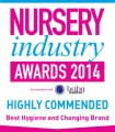 Milton win High Commended: Best Hygiene and Changing Brand
