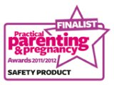 OCT 2011 - Finalist Practical Parenting Awards