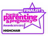 Baby Bjorn High Chair Award Finalist