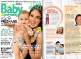 Beaba featured in Prima Baby Magazine
