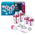 Tommee Tippee AAC Bottle Starter Kit Girl