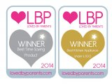 Beaba Wins at Loved by Parents Awards