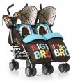 Cosatto Big Bro/Little Bro You 2 Twin Pushchair