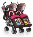 Cosatto Big Sis/Little Sis You 2 Twin Pushchair