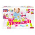 Mega Bloks Lil Princess Play 'N Go Table