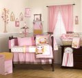 Kids Line In the Woods 5pcs Bed Set