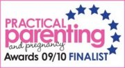 2010 - Shortlisted for Practical Parenting Awards