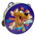 Access All Areas Scooby Doo Splish Splash Tambourine