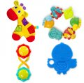 Bright Starts Teething Fun Baby Gift Set