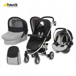 Hauck Malibu All in One Travel System  - Two Colours