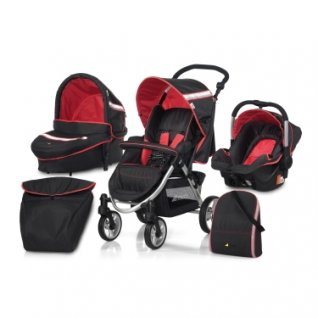 Hauck Apollo 4 All in One Travel System - Three Designs