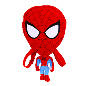 Marvel Superheros Spiderman Plush Back Pack