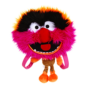 Muppets Animal Plush Back Pack