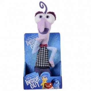 "Inside Out Fear 10"" Soft Toy Boxed"