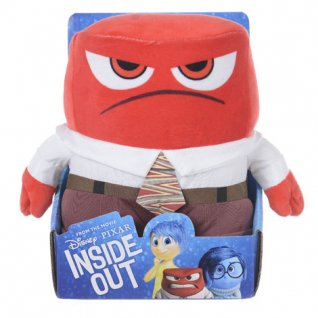 """Inside Out Anger 10"""" Soft Toy Boxed"""