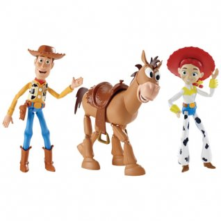 "Toy Story 4"" Basic Figure 3 Pack Assortment"