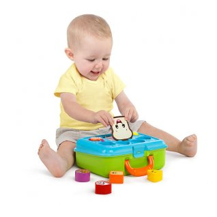 Bright Starts Giggling Gourmet Giggle & Learn Lunchbox
