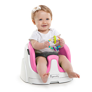 Bright Starts Baby Base 2-in-1 Magenta
