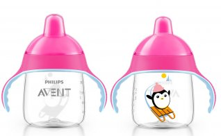 Philips Avent Premium Spout Cup 9oz