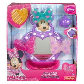 Disney Minnie Mouse Bow-Rific Bath Vanity